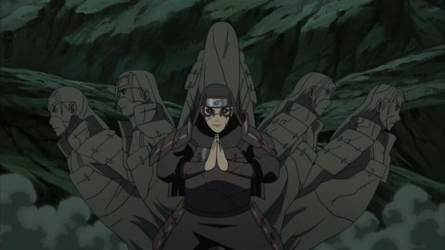 Naruto Shippuden Hashirama Senju