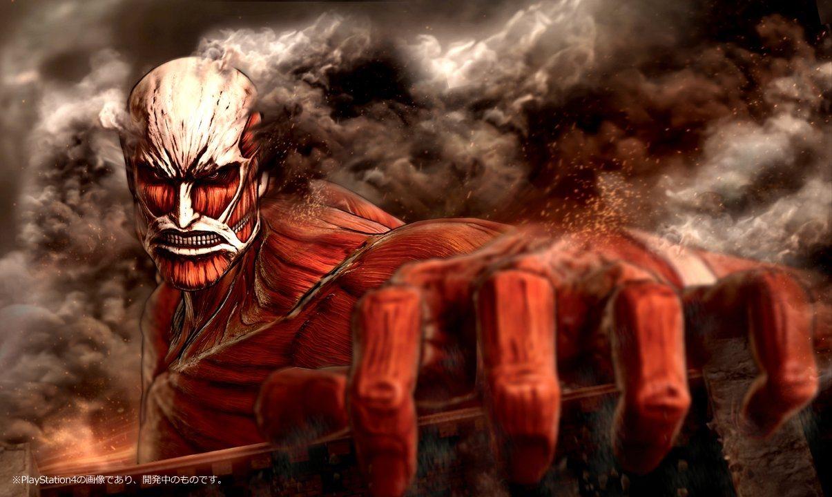 Attack on Titan Game - Main