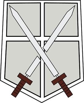 Shingeki no Kyojin Training Corps Emblem