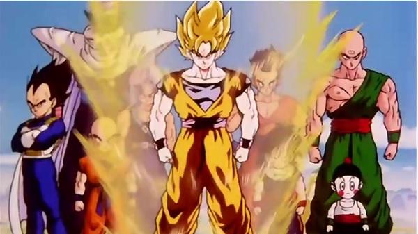 Dragon Ball Z opening