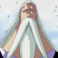 Elder Star With Thin Moustache