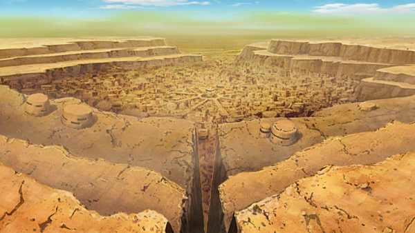The 5 Hidden Villages of Naruto: The guide of Naruto's world