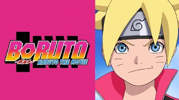 Boruto: Naruto the Movie Boruto Uzumaki