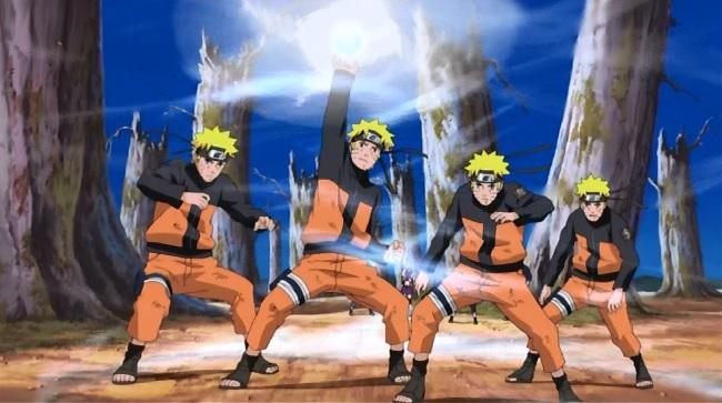 Naruto Shippuden Naruto Uzumaki Rasenshuriken