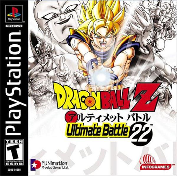 Dragon Ball Z, Goku3 ultimate battle 22 video game