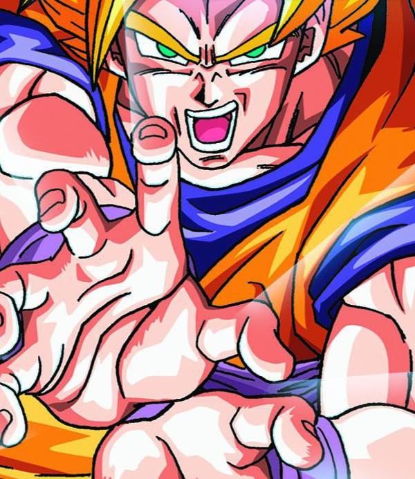 Dragon Ball Z, Goku video game