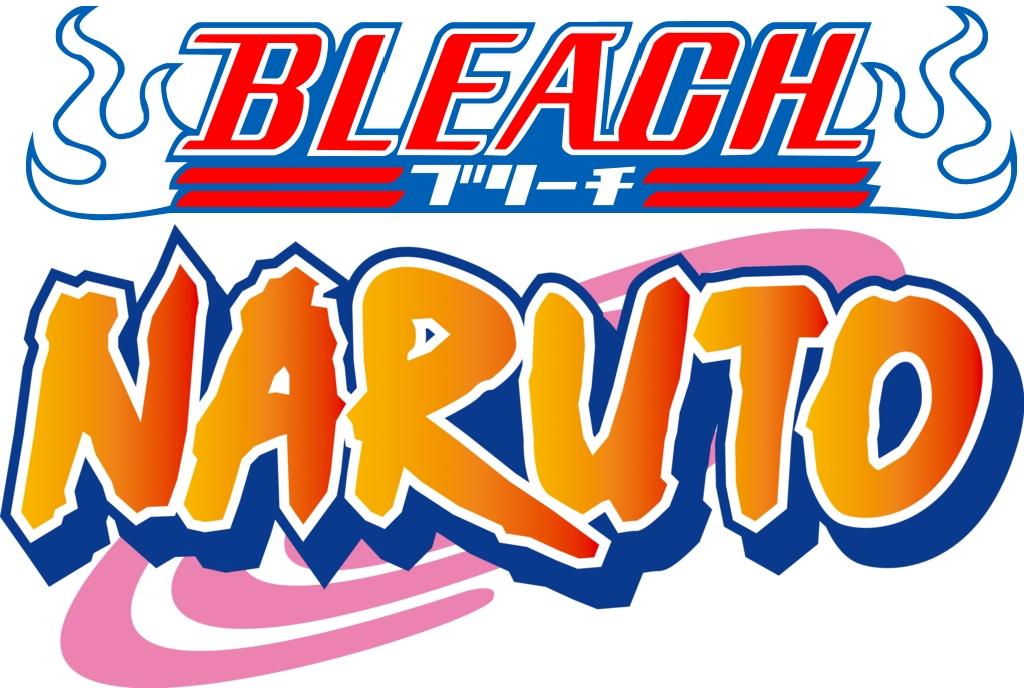 Naruto Vs Bleach logos