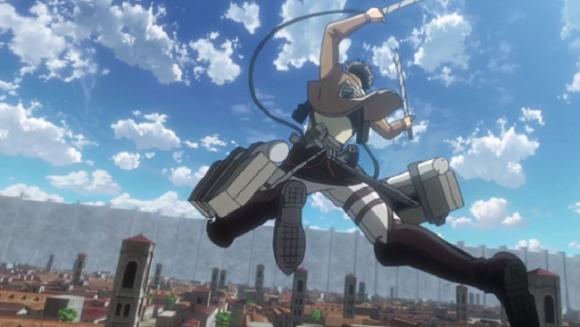 Shingeki no Kyoji Attack on Titan 2