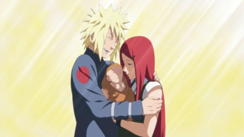 Naruto Parents Kushina Minato