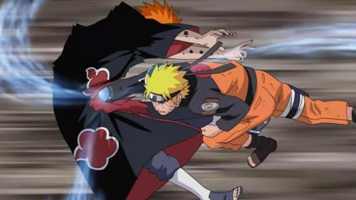 Naruto: Shippuden, Naruto, Pain
