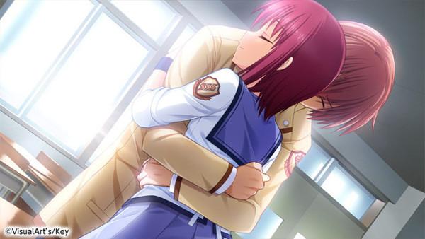 Angel Beats! Visual Novel 03 Iwasawa Masami