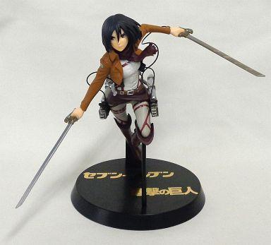 Attack on Titan figures Mikasa Ackerman