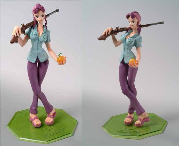 One Piece Portrait of Pirates Bellemere Series 4 figure