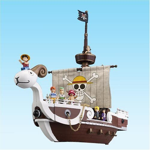 One Piece Bandai Going Merry