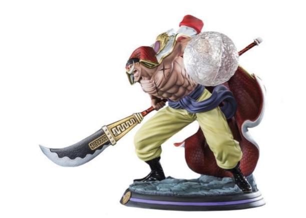 One Piece White Beard Edward Newgate