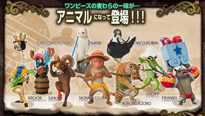 One Piece Figuarts Zero Artist Special figures Toshio Asakuma