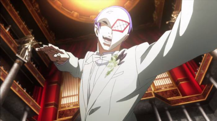 Tokyo Ghoul The Gourmet mask