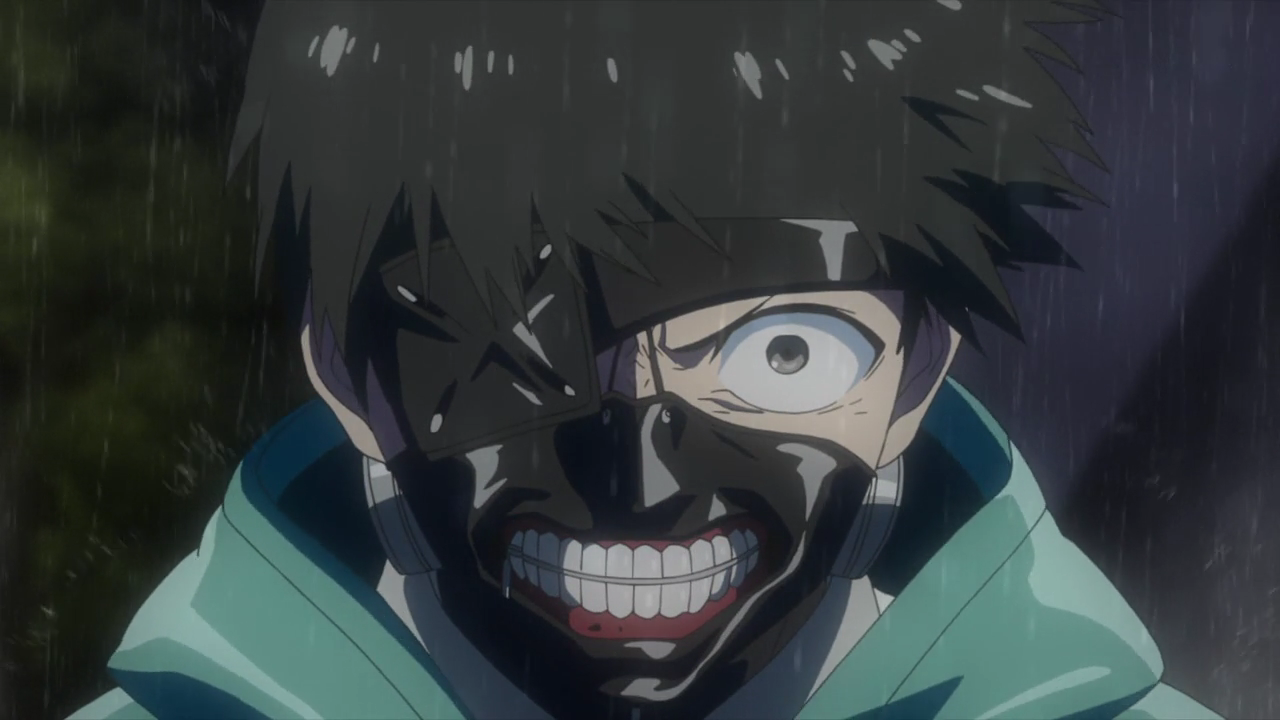 Tokyo Ghoul Ken Kaneki mask