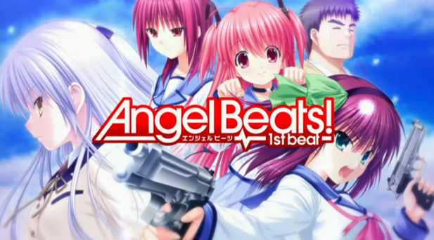 Angel Beats Title Page
