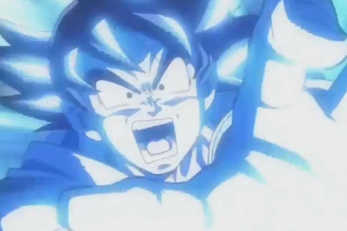 Goku vs Naruto Goku