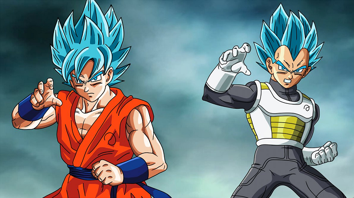 Dragon Ball Super, Son Goku, Vegeta