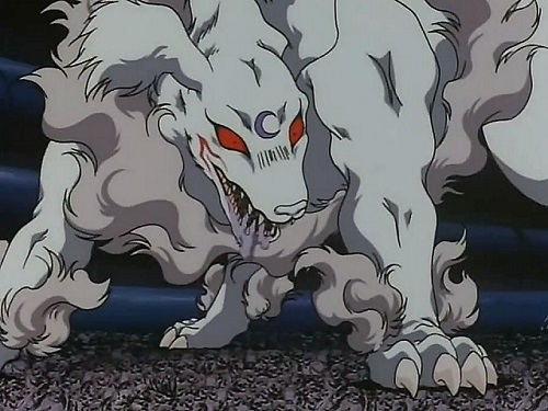 InuYasha Sesshomaru Demon Form