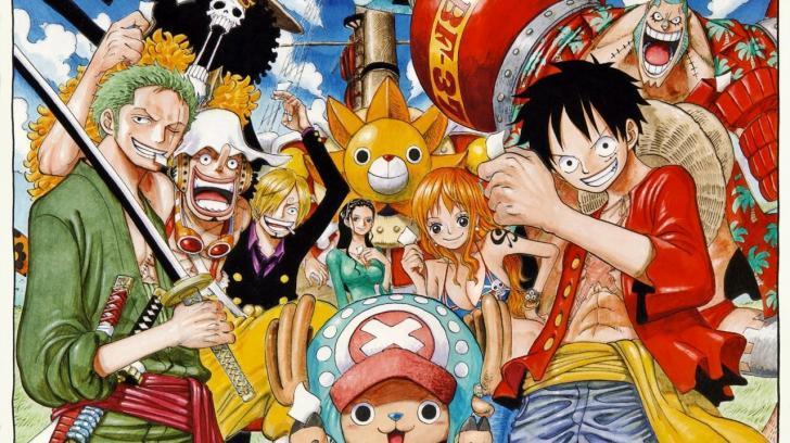 One Piece vs Naruto Straw Hat Pirates