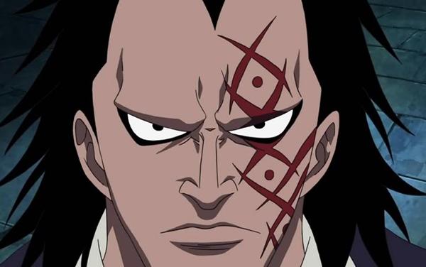 One Piece Monkey D. Dragon