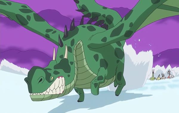 One Piece Vegapunk Dragon