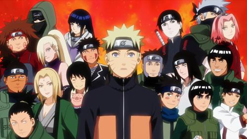 Naruto, Naruto Uzumaki