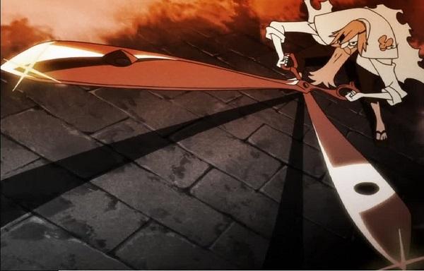 Kill la Kill Scissor Blade Isshin Matoi