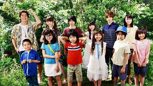 Anohana: The Flower We Saw That Day live action movie Ano Hi Mita Hana no Namae o Bokutachi wa Mada Shiranai