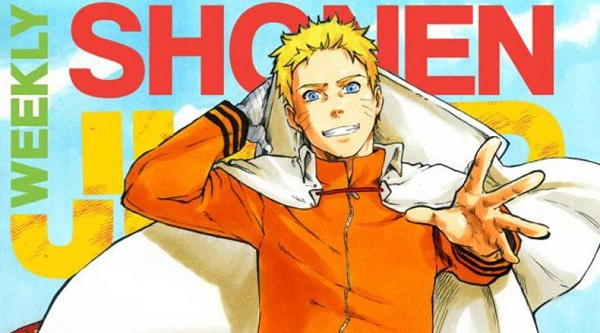 Naruto grown