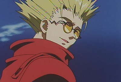 Trigun Vash the Stamede