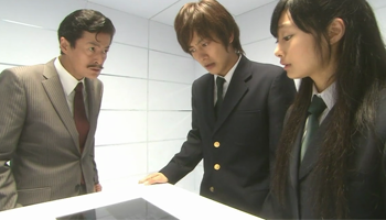 Detective Conan live action - Kogoro Shinichi Ran