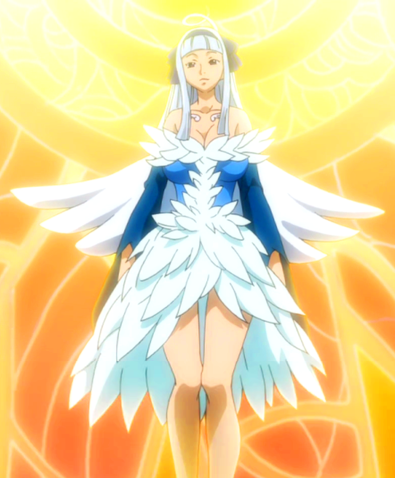 Angel Character Fairy Tail