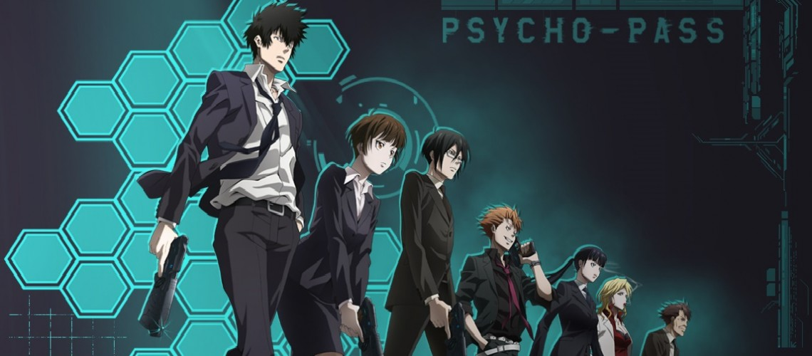 Psycho-Pass season one unit 1 Akane Tsun