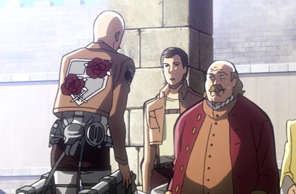 Attack on Titan General Praxis Lord Wald