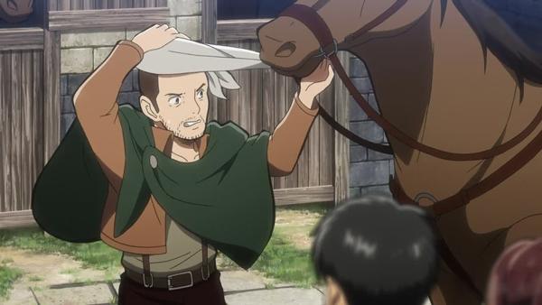Attack on Titan Horses