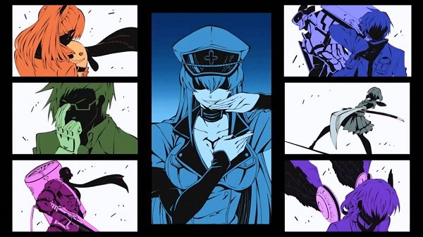 Akame ga Kill! Opening Jaegers