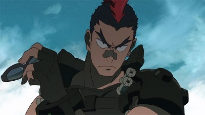 Kill La Kill Tsumugu Kinagase