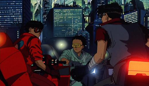 Akira: The Capsules