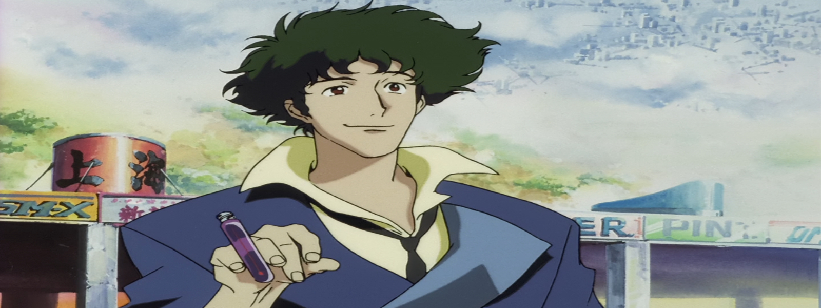 Cowboy Bebop Live Action Movie Spike Spiegel