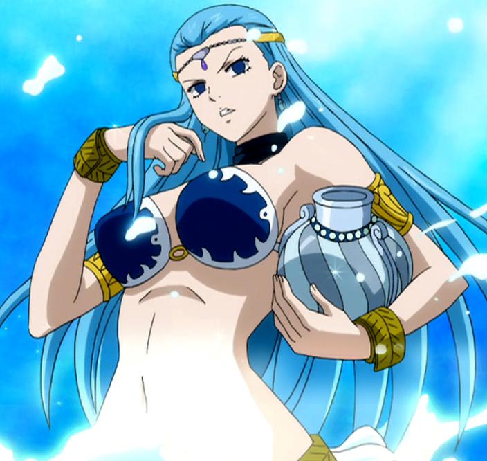 Fairy Tail: Aquarius