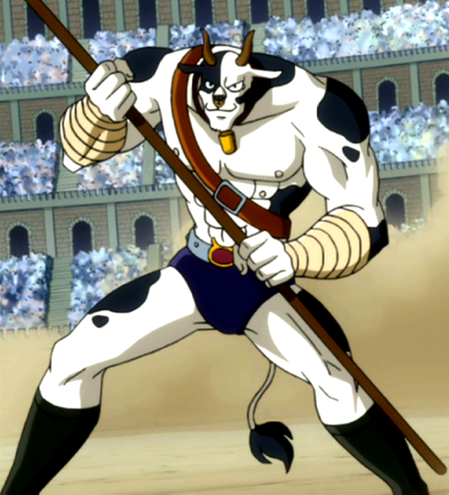 Fairy Tail: Taurus