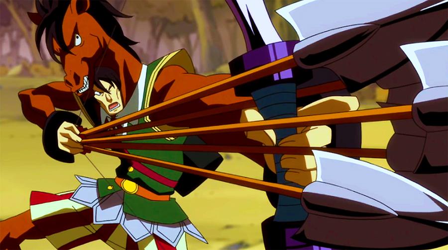 Fairy Tail: Sagittarius