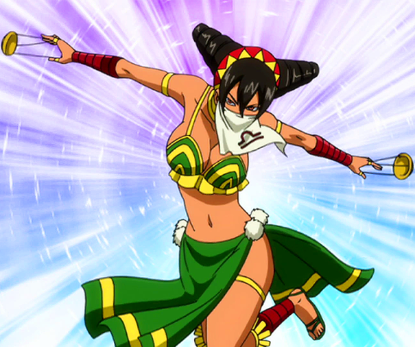 Fairy Tail: Libra