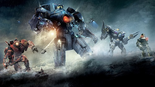 Evangelion Live Action Movie Pacific Rim
