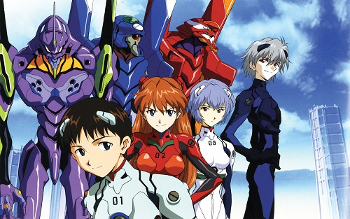 Evangelion Live Action Movie poster anime