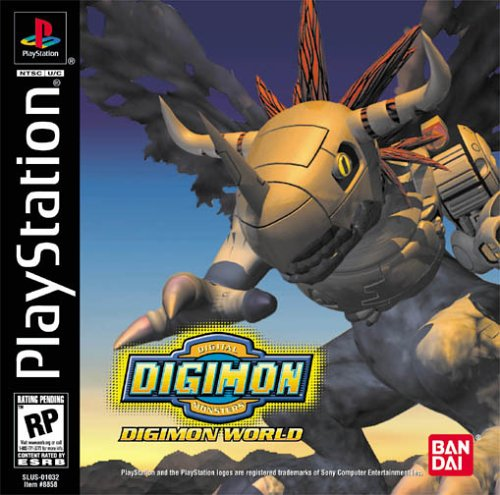 Digimon_Digimon World video game